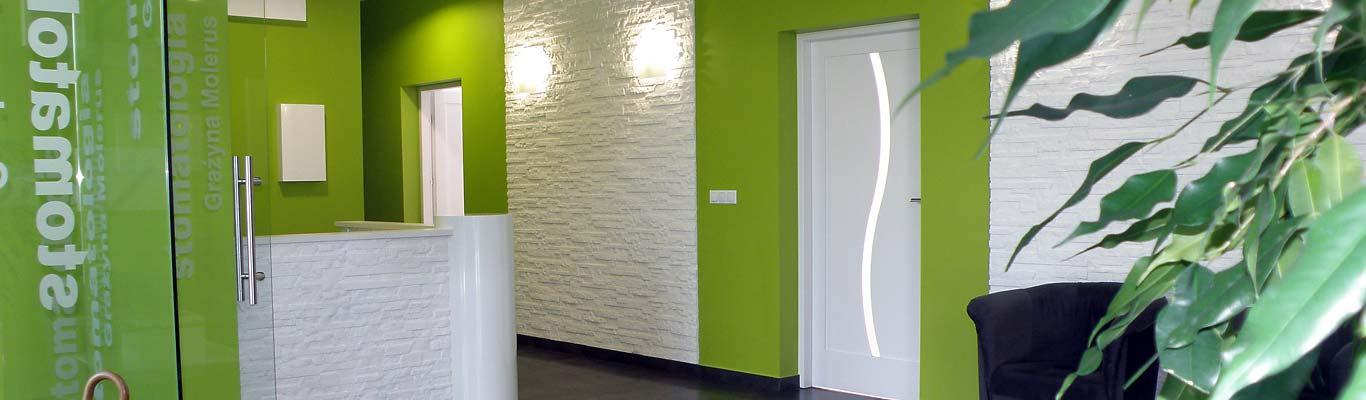Gabinet stomatologiczny - Bielsko-Biała